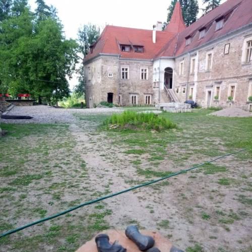 Săpăturile arheologice de la Criș // Castelul Bethlen