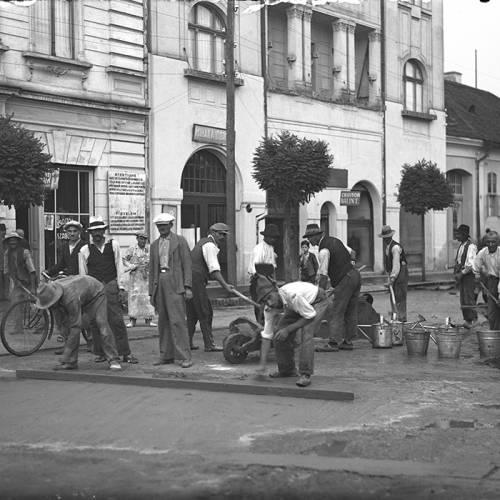 Fotografii de epocă despre Târgu Mureșul interbelic